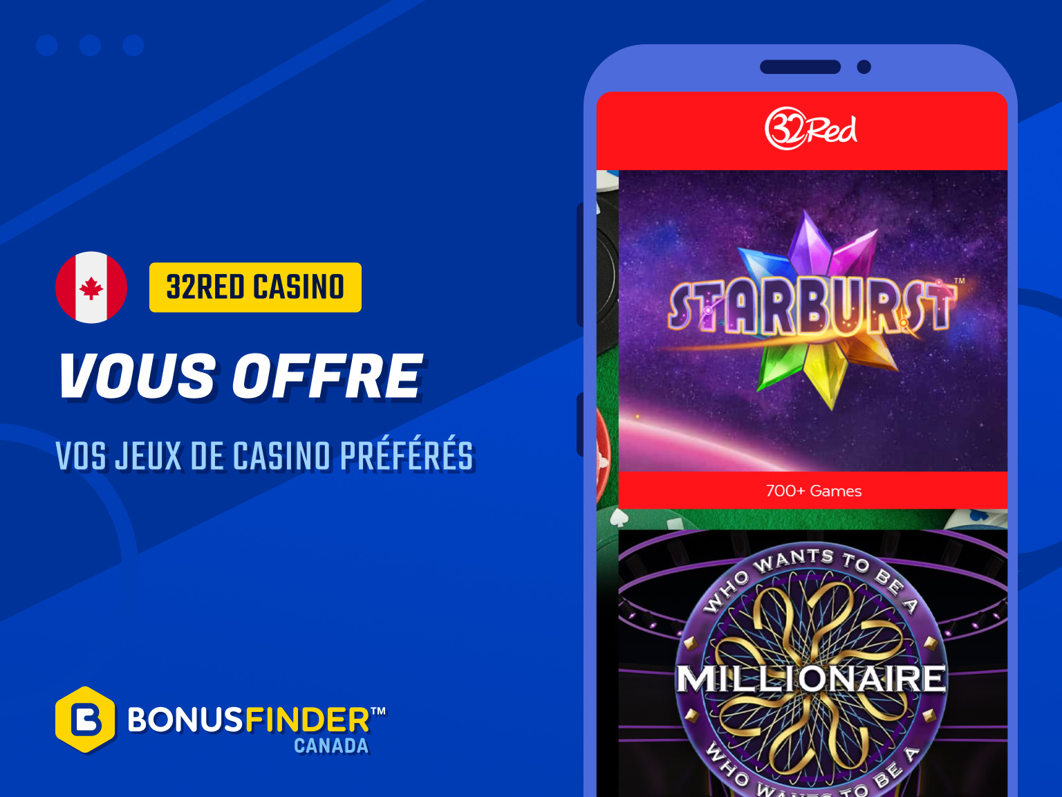 32red casino jeux