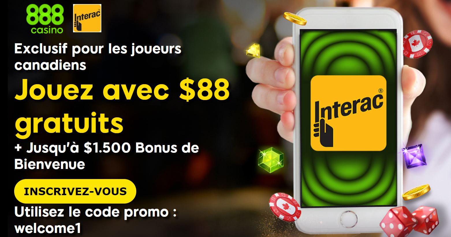 bonus 888 fr