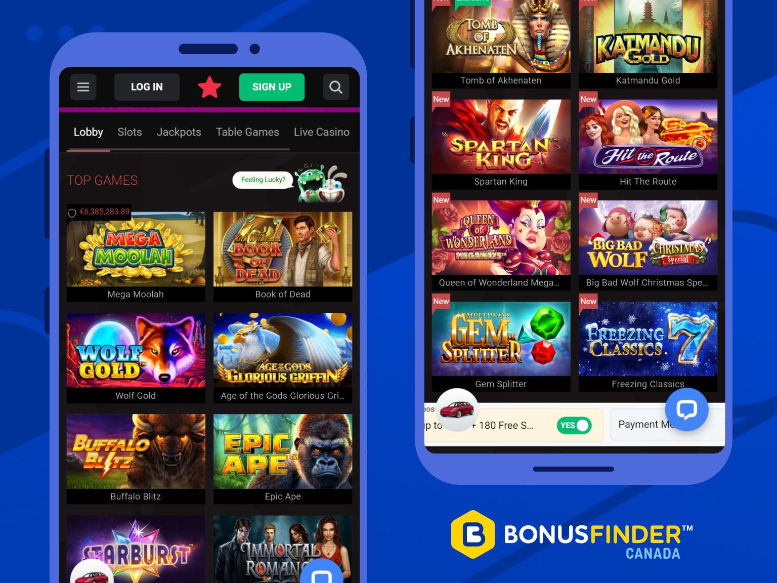 bitstarz casino jeux