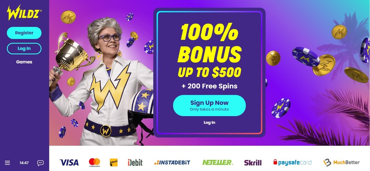 bonus wildz