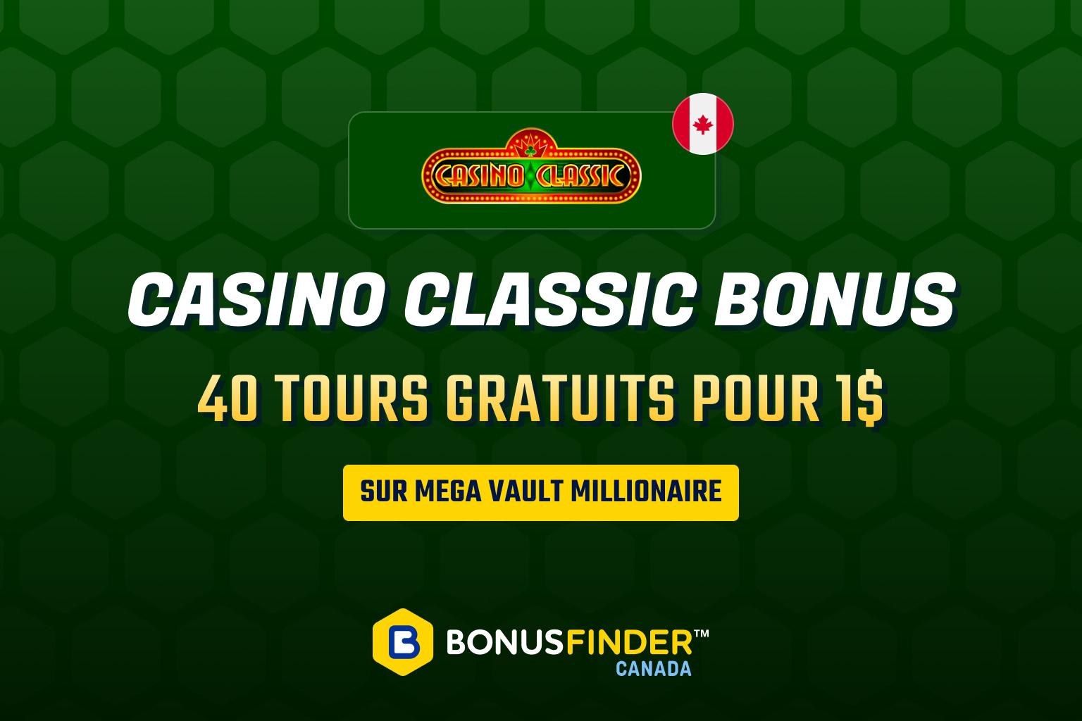 casino classic 1$