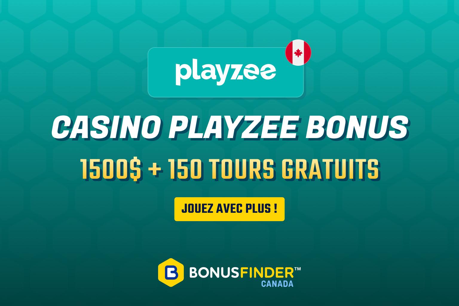 casino playzee bonus