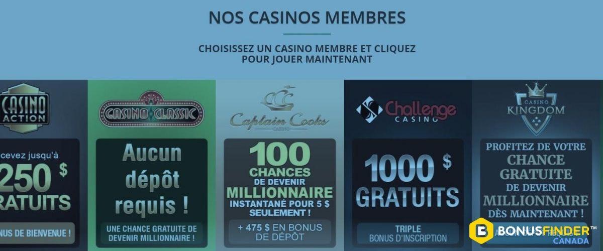 Casino Rewards Code Bonus