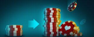 Obtenez un bonus de bienvenue de jusqu'à 800$ en argent bonus sur Casinoland