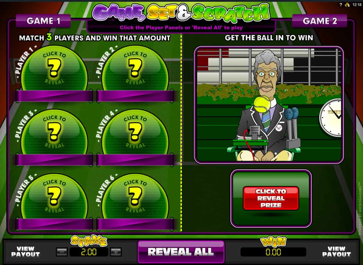 online scratch game