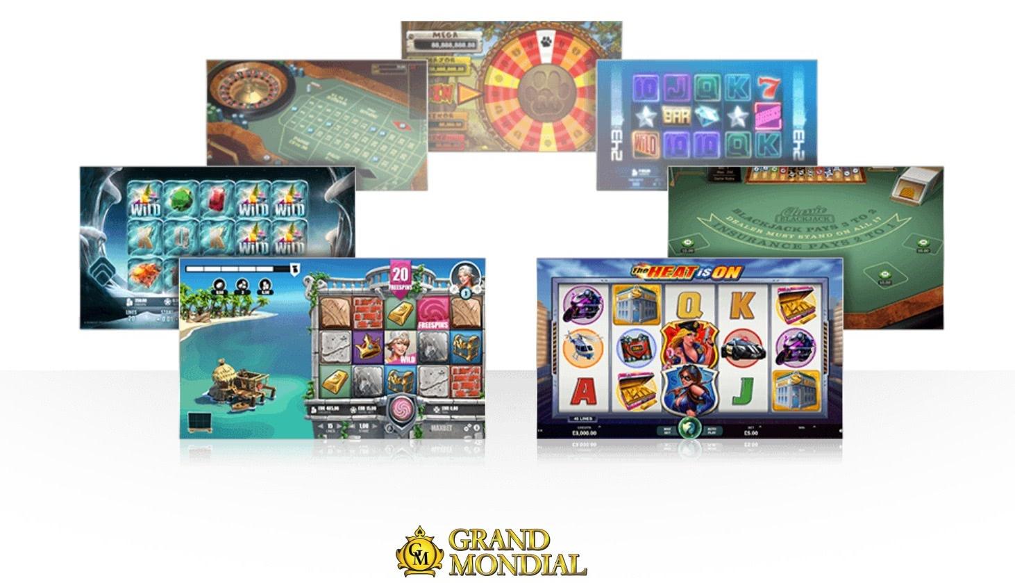 grand mondial casino jeux