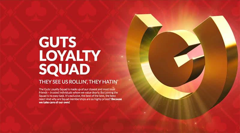 Guts Loyalty