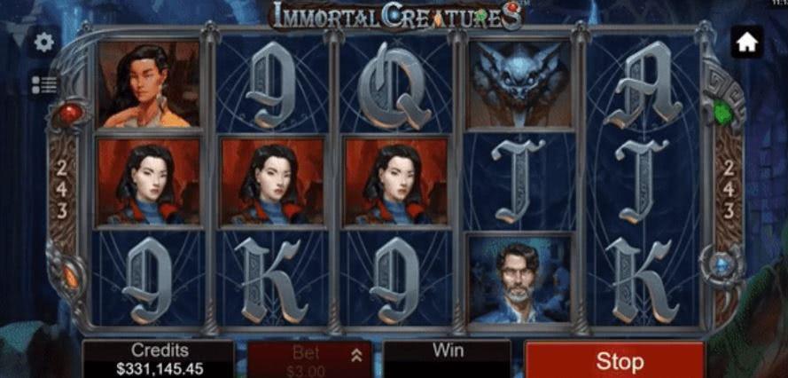 immortal creatures jeu