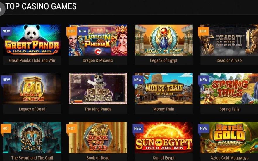 king billy jeux de casino