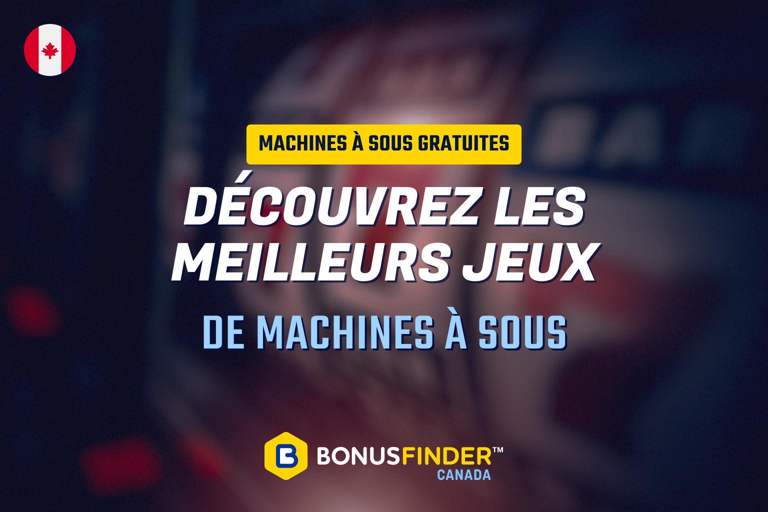 machines à sous gratuites