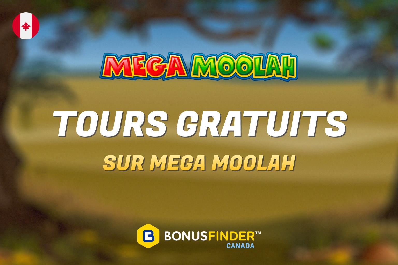 mega moolah gratuit