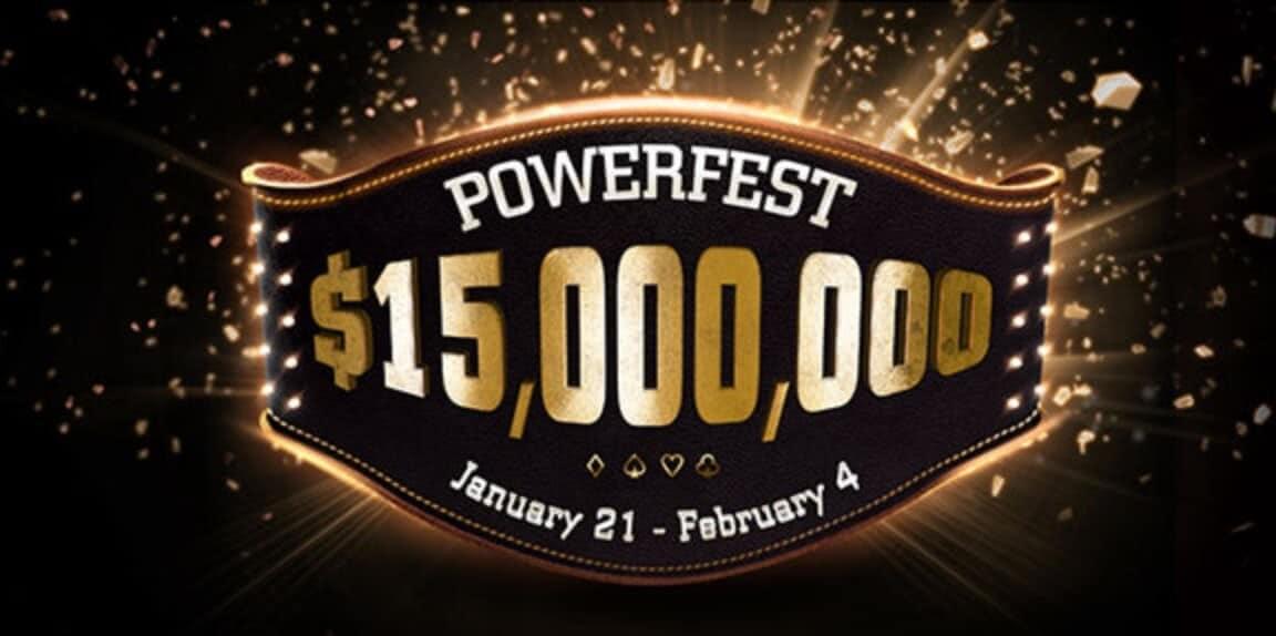 partypoker powerfest 2018 canada