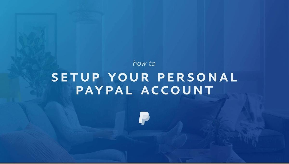 inscription PayPal