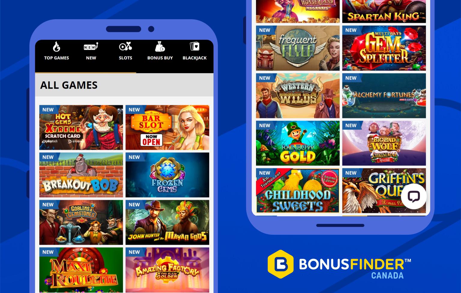 playamo casino jeux