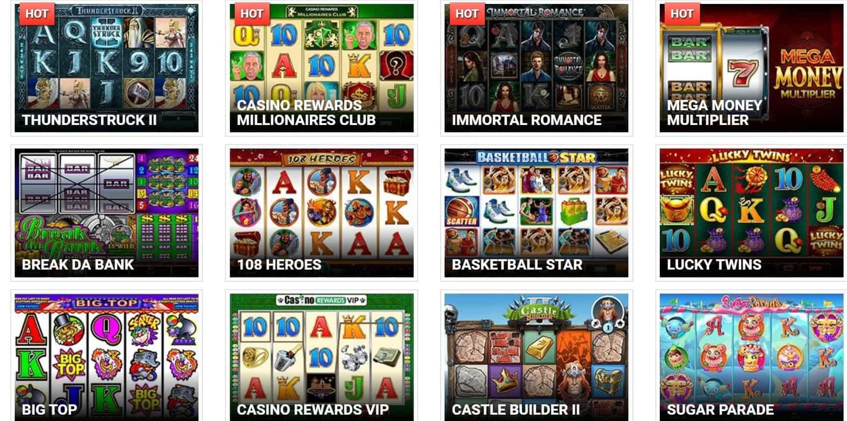 quatro casino jeux