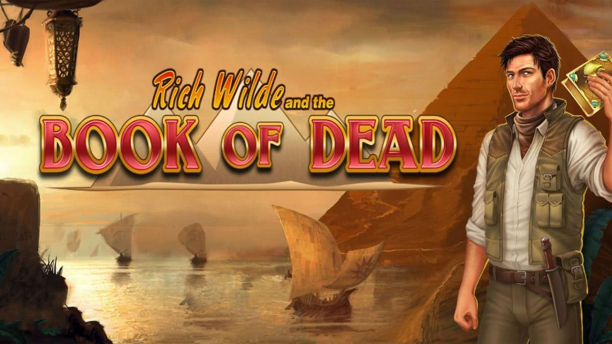 Book of Dead Slot