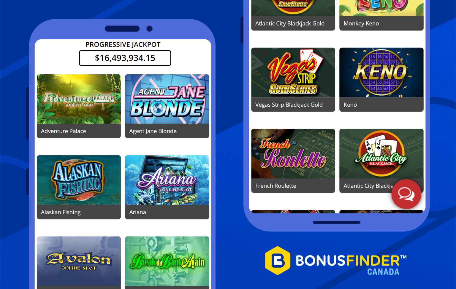 royal vegas casino jeux