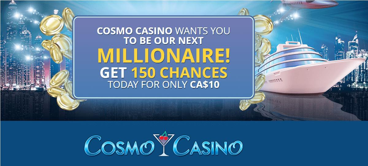 Cosmo Casino Canada