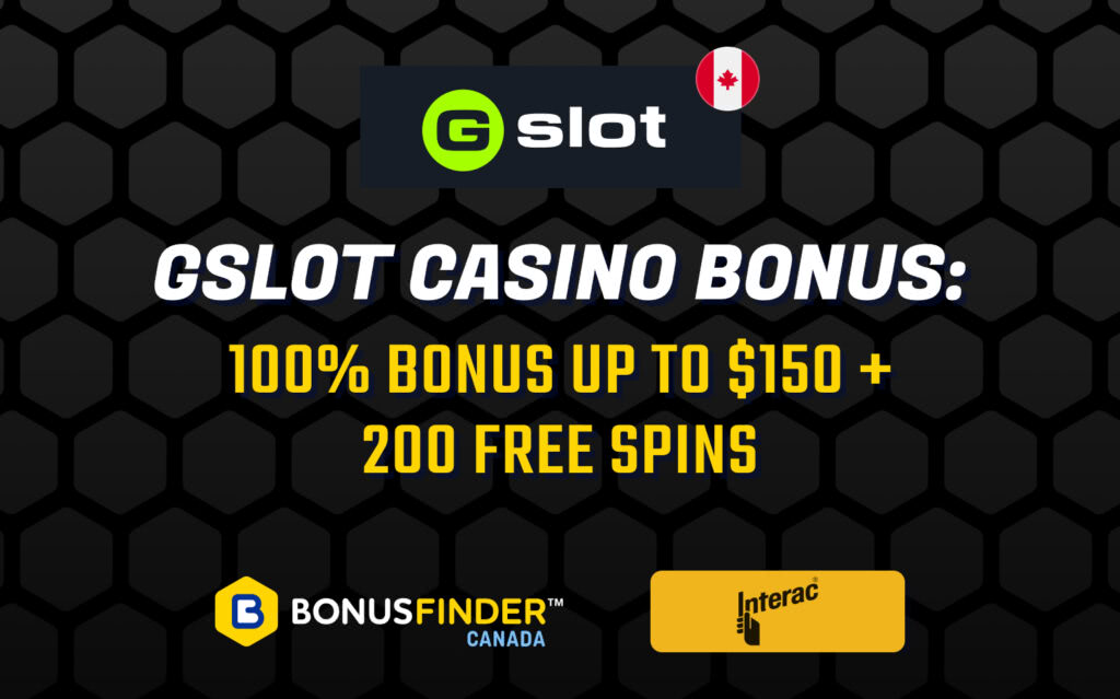 GSlot Casino Bonus