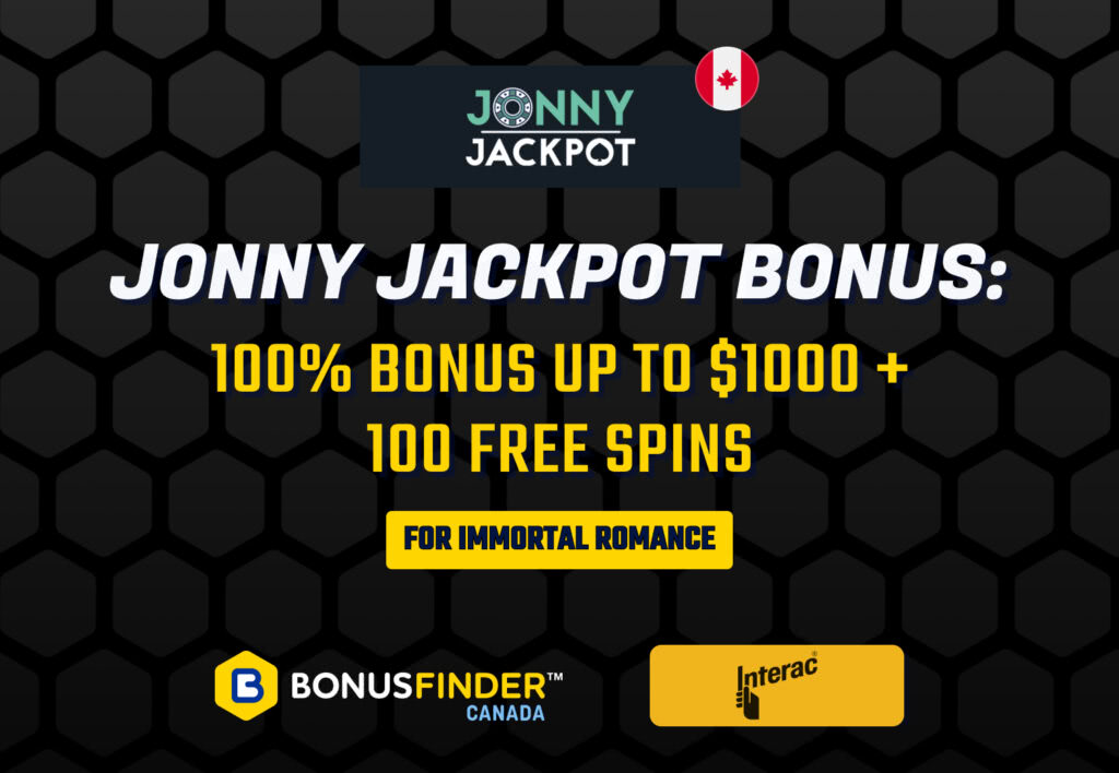 Jonny Jackpot Bonus