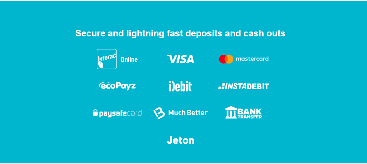 Lucky Days payment methods