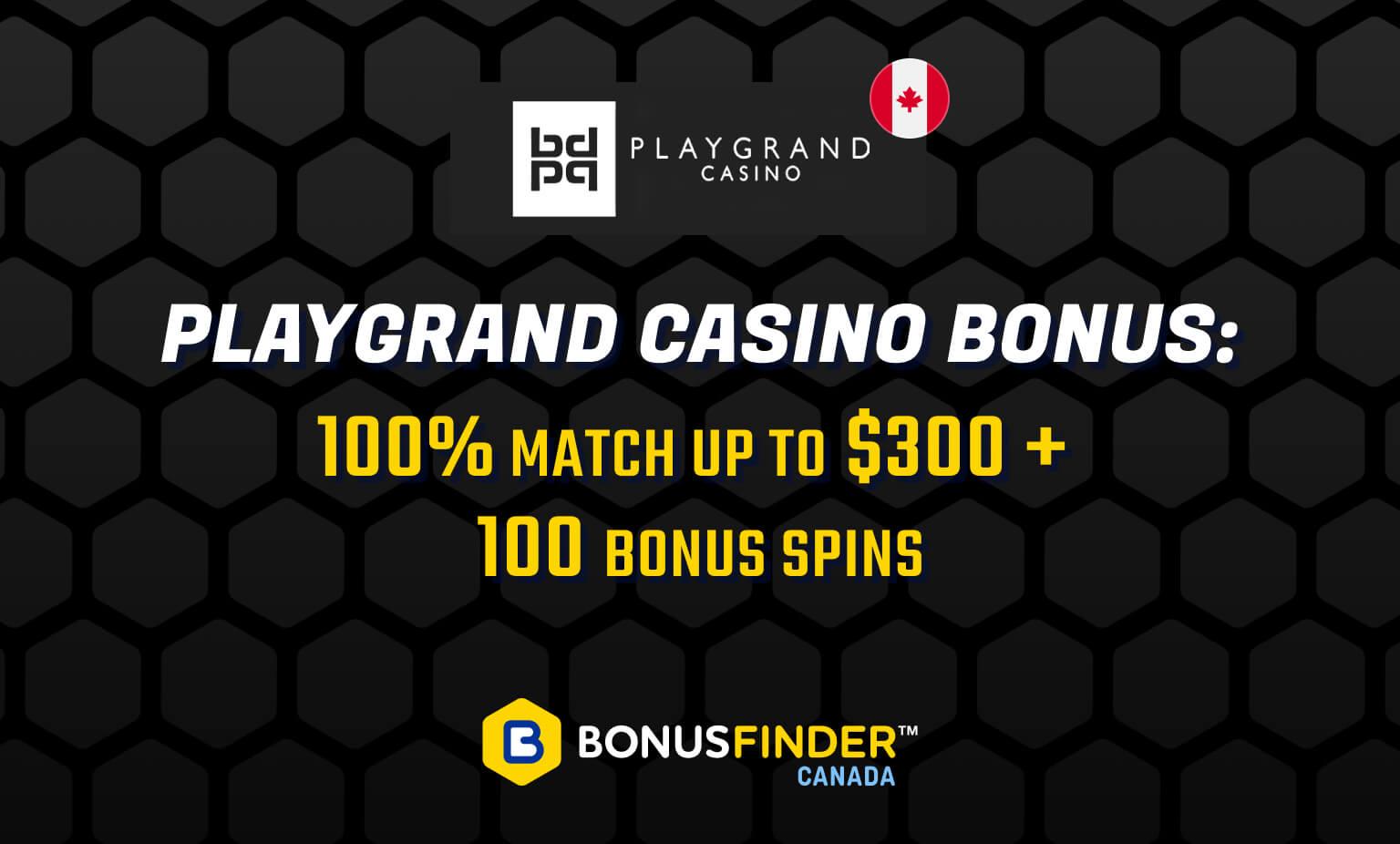 PlayGrand Bonus