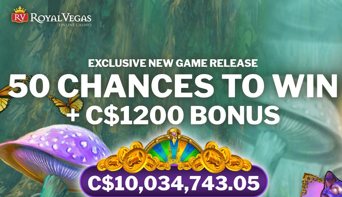 Royal Vegas Bonus
