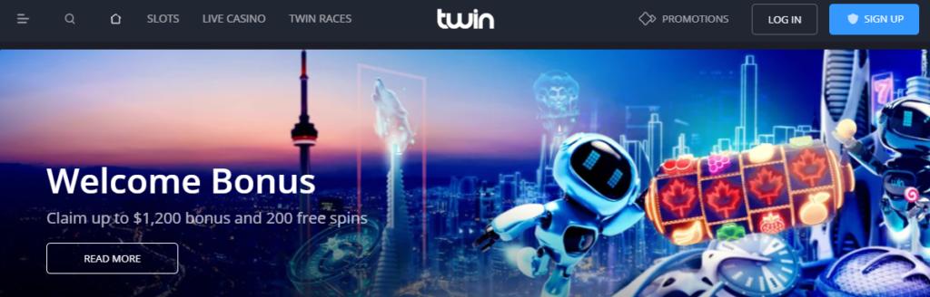 Twin Casino Canada