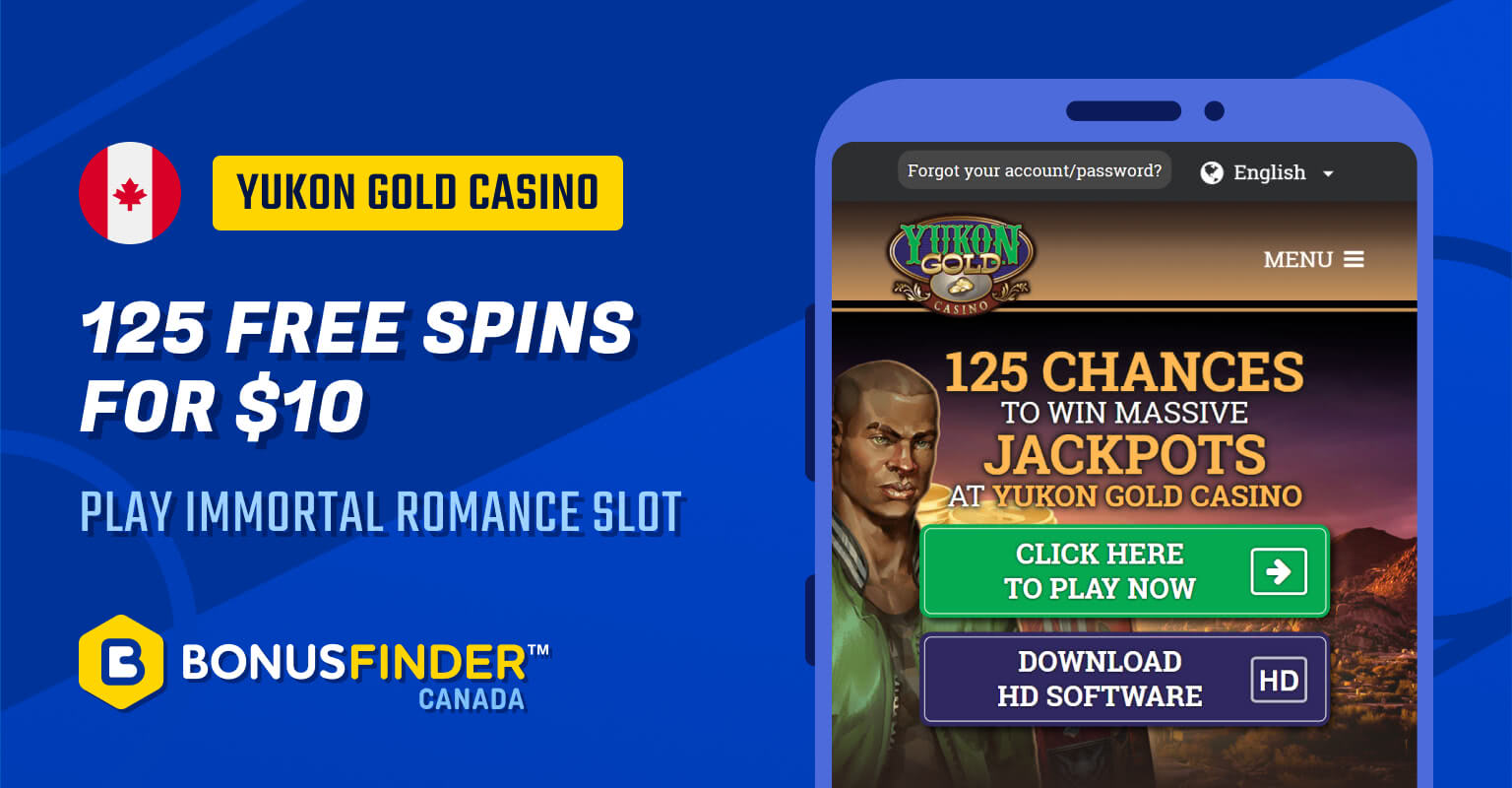 Yukon Gold Casino Mobile