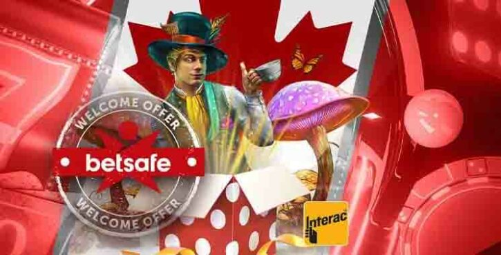 Cash bonus and free spins from Betsafe