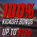 Bodog Kickoff Bonus