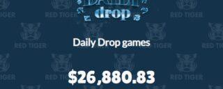 Win thousands daily through cashmio daily drop jackpots