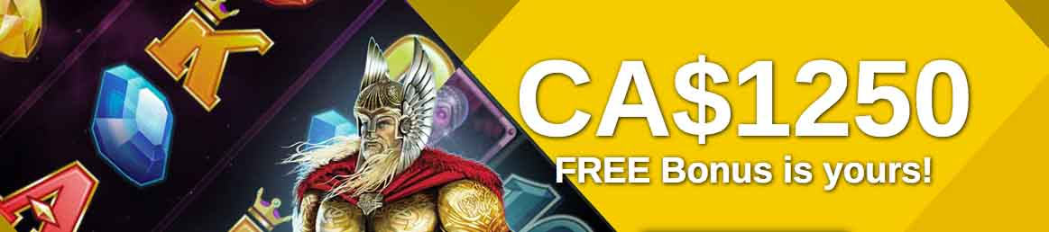 Earn up to $1250 with the welcome bonus from CasinoAction.com