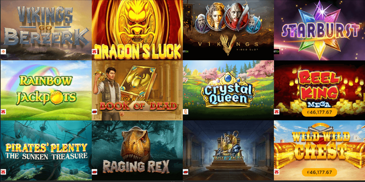 Casino Cruise video slots