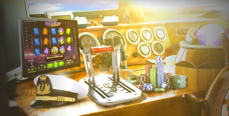 Earn cash points (comps) on Casino Cruise