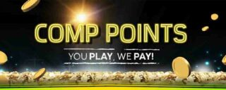 Collect Comp Points at 888Casino - You play, they pay.