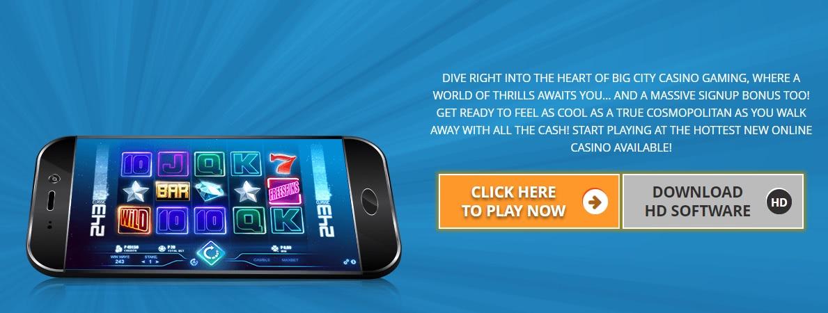cosmo mobile casino app