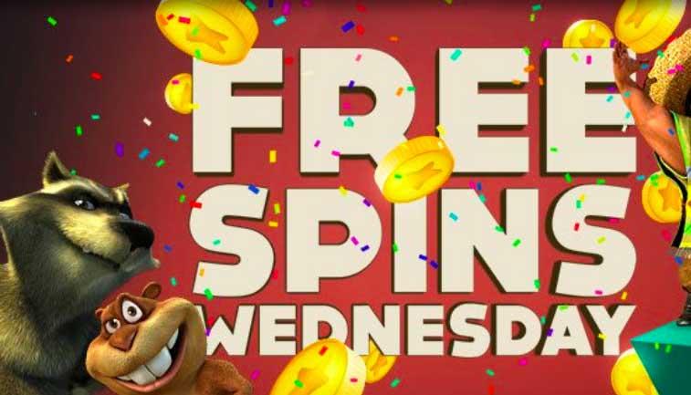 free spins at bitstarz
