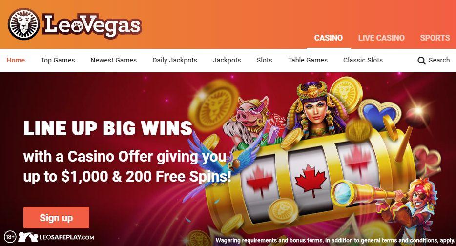 Best Mobile Casino Canada
