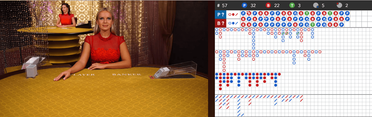 live baccarat online canada