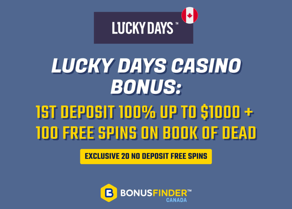 Lucky Days Bonus