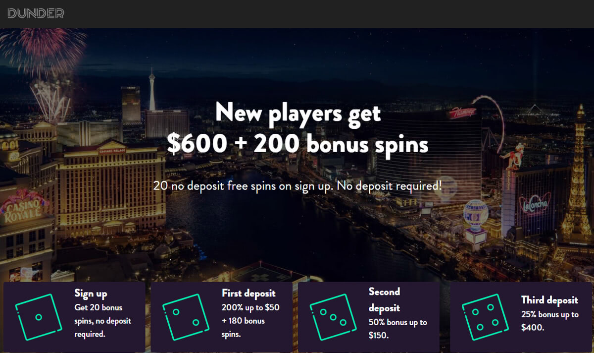 online casinos with credits start