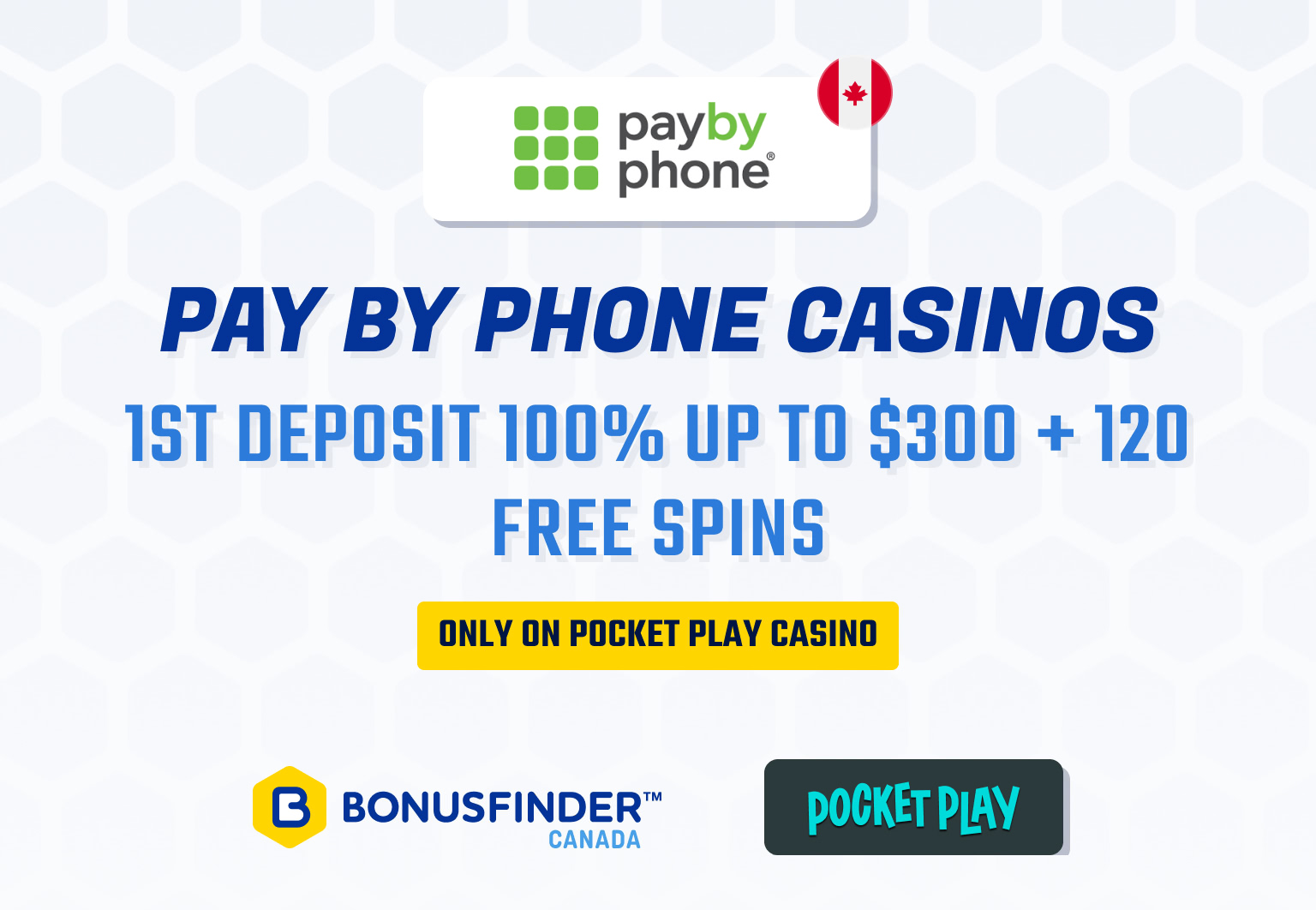 Pay by Phone Bill Casinos Canada