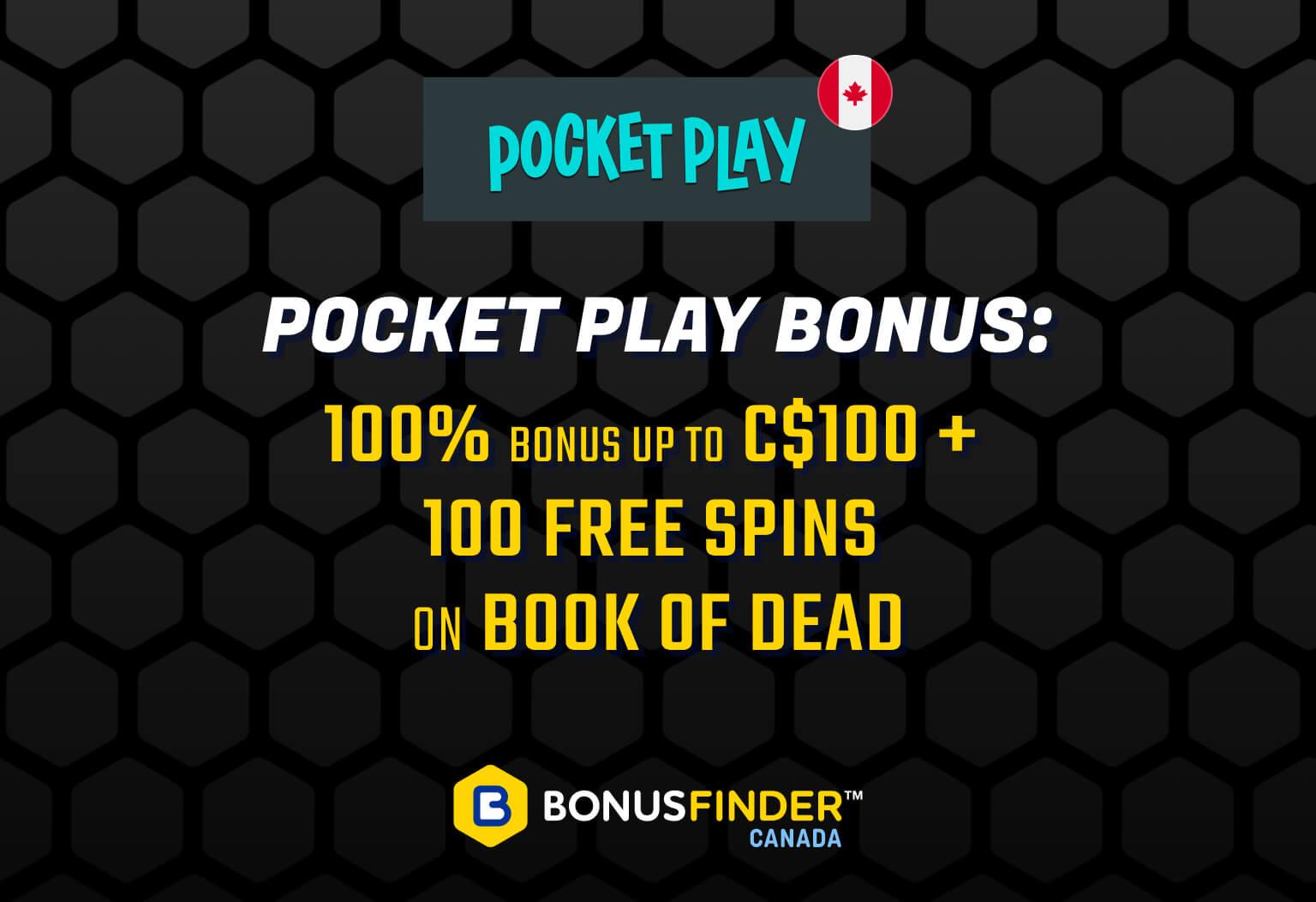 Pocket Play bonus