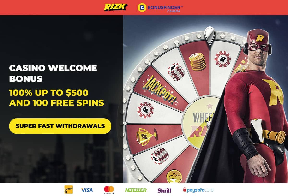 fastest withdrawal casino Canada
