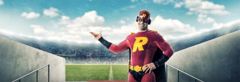 """Try your luck at sports betting on Rizk Casino close to """"rizk-free"""""""
