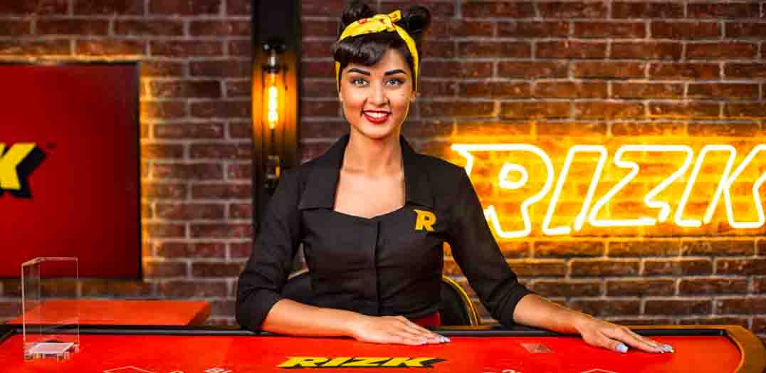 Rizk's Live Casino Bonus and up to $250 in bonuses.