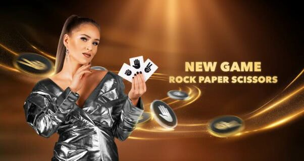 Live Dealer Rock Paper Scissors