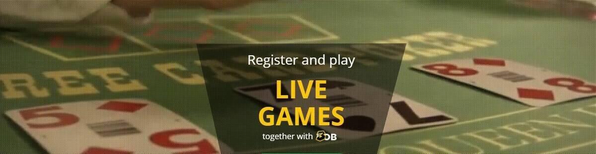 live casino game options