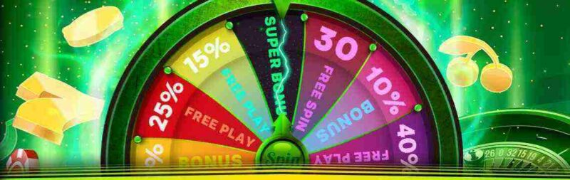 Win bonus cash FreePlay and free spins on 888 this December
